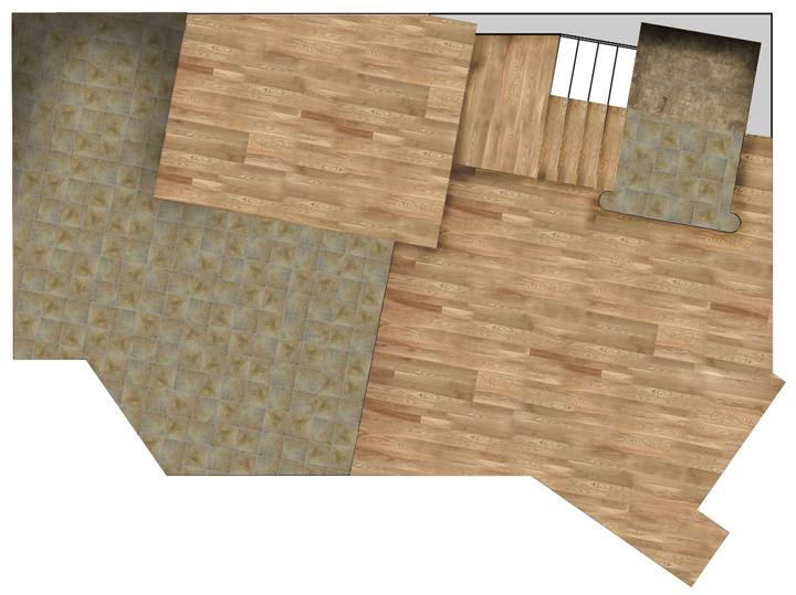 Floor Color Elevation